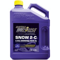 Royal Purple 43511 Case Pack of 3 Snow 2-C TWIII Two Cycle Engine Oil