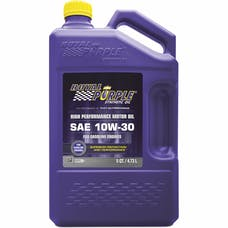 Royal Purple 51130 10W-30 Passenger Car Engine Oil 5 Qt. Bottle