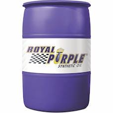 Royal Purple 55020 0W-20 Passenger Car Engine Oil 55 gal Drum