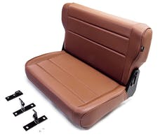 Rugged Ridge 41317 Fold and Tumble Replacement Rear Seat