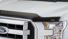 Stampede Automotive Accessories 2153-2 Vigilante Premium Hood Protector, Smoke