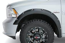 Stampede Automotive Accessories 8423-2 Ruff Riderz Fender Flare, Black, Set of 4, Smooth