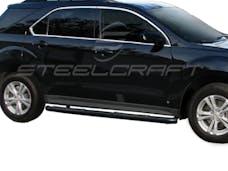 "Steelcraft 204000 3"" Round Sidebars, Black"