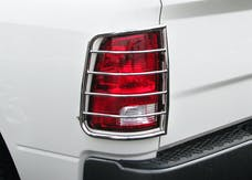 Steelcraft 32257 Taillight Guards, S/S