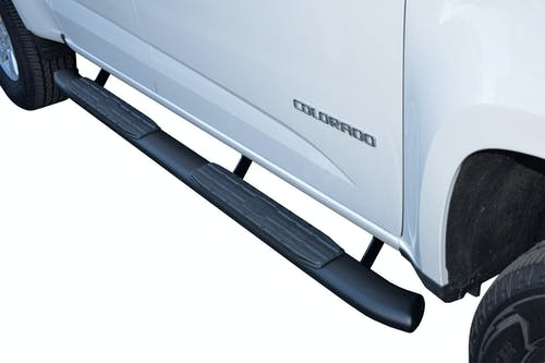 Steelcraft 40-04500 4X Series Sidebars, Textured Black