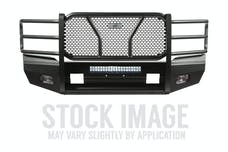 Steelcraft 60-10320 Front Elevation HD Bumper