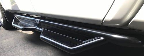 Steelcraft 80-40700 HD Sidebar, Semi-Gloss Black