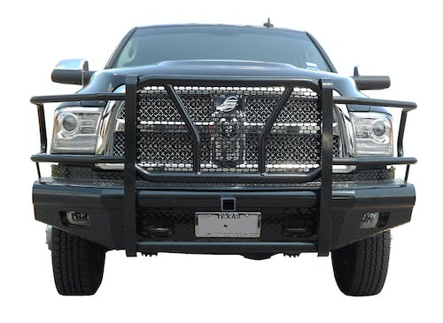 Steelcraft HD12260RW HD Front Bumper Replacements, Black