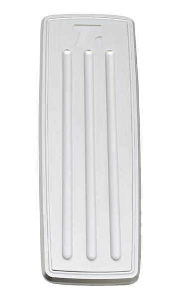T-Rex Grilles 11050 T1 Interior Trim, Brushed, Aluminum, 1 Pc, Tape