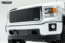 T-Rex Grilles 20208B Billet Grille, Black, Aluminum, 1 Pc, Insert