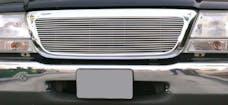 T-Rex Grilles 20676 Billet Grille, Polished, Aluminum, 1 Pc, Insert