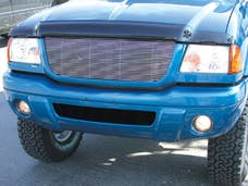 T-Rex Grilles 20686 Billet Grille, Polished, Aluminum, 1 Pc, Insert