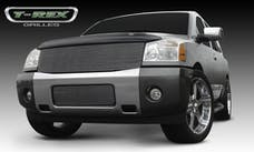 T-Rex Grilles 20780 Billet Grille, Polished, Aluminum, 1 Pc, Replacement