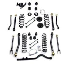 Teraflex 1156400 JK 4 Door 4 Inch Lift Kit W/8 FlexArms 07-Pres Wrangler JK Unlimited