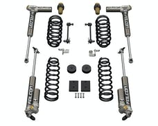 """Teraflex 1211032 JK 2-Door: 1.5"""" Sport ST1 Suspension System w/ Falcon 3.2 Shocks"""