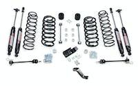 Teraflex 1241450 TJ 4 Inch Lift Kit 97-06 Wrangler TJ