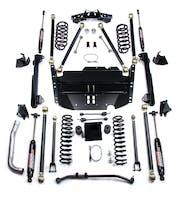 Teraflex 1249484 TJ Unlimited 4 Inch Pro LCG Lift Kit W/9550 Shocks 04-06 Wrangler TJ Unlimited
