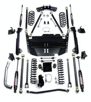Teraflex 1249575 TJ 5 Inch Pro LCG Lift Kit W/9550 Shocks 97-06 Wrangler TJ