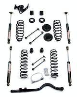 Teraflex 1251220 JK 4 Door 3 Inch Lift Kit W/9550 Shocks 07-Pres Wrangler JK Unlimited