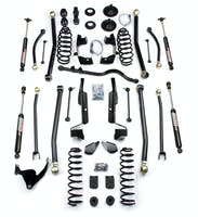 Teraflex 1257400 JK 4 Door 4 Elite LCG Long FlexArm Lift Kit 07-Pres Wrangler JK Unlimited