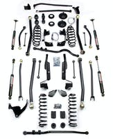 Teraflex 1257600 JK 4 Door 6 Elite LCG Long FlexArm Lift Kit 07-Pres Wrangler JK Unlimited