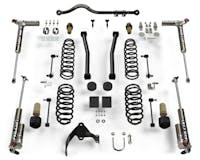 "Teraflex 1312033 JKU 4-Door: 2.5"" Sport ST2 Suspension System w/ Falcon 3.3 Shocks"