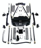 Teraflex 1449474 TJ 4 Inch Pro LCG Long FlexArm Lift Kit 97-06 Wrangler TJ