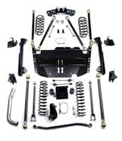 Teraflex 1449484 TJ 4 Inch Unlimited Pro LCG Long FlexArm Lift Kit 04-06 Wrangler TJ Unlimited
