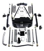 Teraflex 1449575 TJ 5 Inch Pro LCG Long FlexArm Lift Kit 97-06 Wrangler TJ