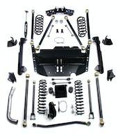Teraflex 1449585 TJ Unlimited 5 Inch Pro LCG Long FlexArm Lift Kit 04-06 Wrangler TJ