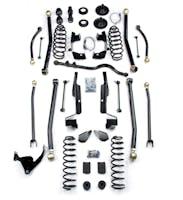 Teraflex 1457400 JK 4 Door 4 Elite LCG Long FlexArm Lift Kit 07-Pres Wrangler JK Unlimited