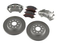 Teraflex 4303400 JK Front Big Brake Kit