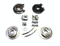 Teraflex 4354420 Jeep 91-06 Inch Rear Disc Brake Conversion Kit