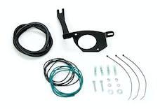 Teraflex 4403100 JK Vacuum Pump Relocation Bracket Kit 12-Pres Wrangler JK