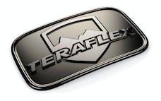 Teraflex 4798000 JK/JKU License Plate Delete Badge