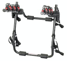 Trimax RMER3 Road-Max Universal Trunk Mount  3 Bike Carrier