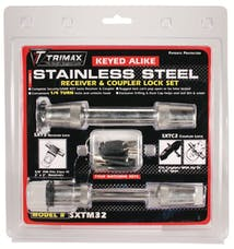 "Trimax SXTM32 Stainless Steel 2-1/2"" & 5/8"" Kit"