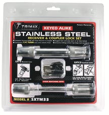 "Trimax SXTM33 Stainless Steel 3-1/2"" & 5/8"" Kit"