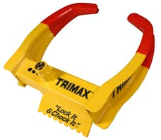 Trimax TCL65 Deluxe Universal Wheel Chock Lock