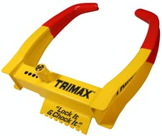 Trimax TCL75 Deluxe Universal Wheel Chock Lock