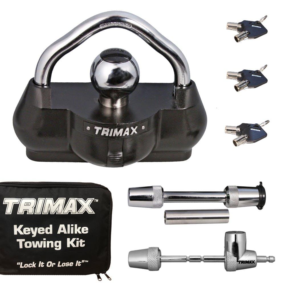 Wyers SXTC3 3.5 Trimax Coupler Lock