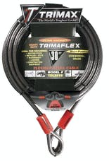 Trimax TDL3010 30' X 10mm TRIMAFLEX Dual Loop Multi-Use Cable