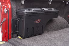 UnderCover SC100D Swing Case Storage Box Drivers Side Black Smooth