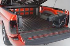 UnderCover SC100P Swing Case Storage Box Passenger Side Black Smooth