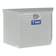 """UWS TBV-49 49"""" Aluminum Trailer Chest Box Chest"""