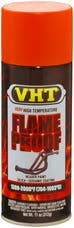 VHT SP114 Flat Orange Flameproof™ Coating  Very High Temp