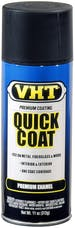 VHT SP510 Flat Black Quick Coat® Acrylic Enamel