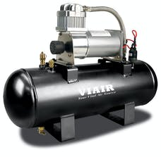VIAIR 20005 2.0 Gal. Tank Air Source Kit High Flow-150 150 PSI Compressor 12V