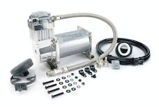 VIAIR 32533 325C Chrome Compressor Kit 33% Duty  Sealed
