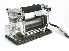 VIAIR 44043 440P Portable Compressor Kit 33% Duty  150 psi Working Pressure  30 Min. @